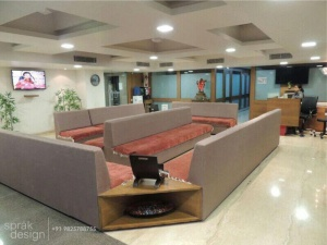 hospital waiting room design