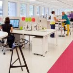 Impact of Creativity in Global Office Space Design
