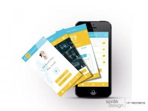 music app ui design service