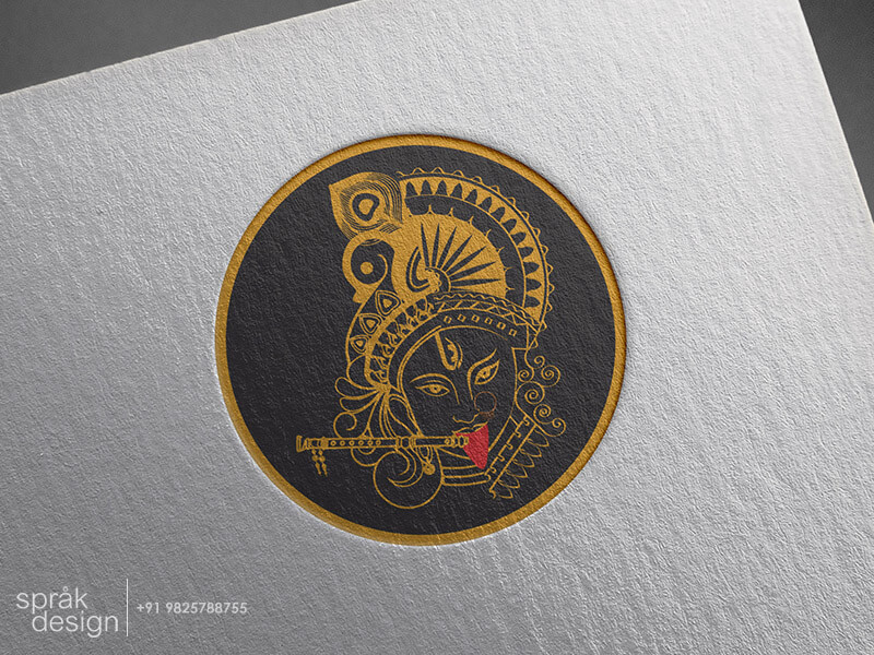 Mandir - corporate identity-logo