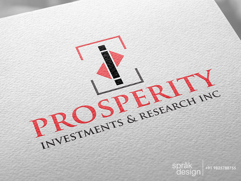 investment - corporate identity- logo